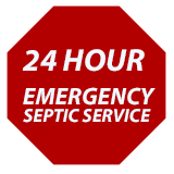 24 Hour Emergency Septic Service